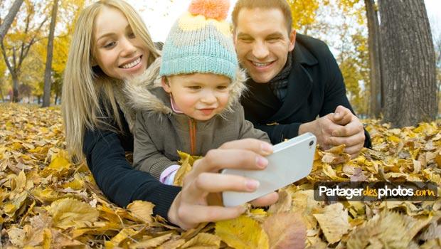 Partager des photos familiales en ligne et en privé, c'est possible !