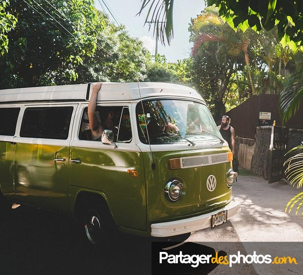 UN blog de voyage sécurisé permet de choisir qui pourra voir ses photos de voyage