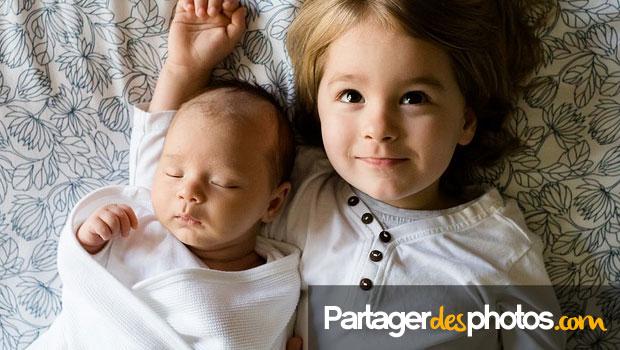 Blog de naissance sécurisé pour partager avec la famille éloignée