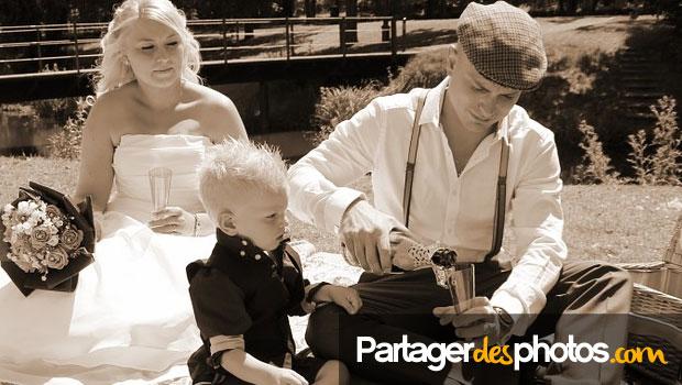 Comment créer un blog photo pour mon mariage ?