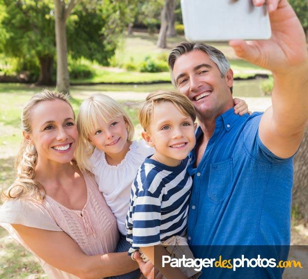 Créer un blog pour sa famille expatriée permet de partager en toute sécurité avec sa famille éloignée