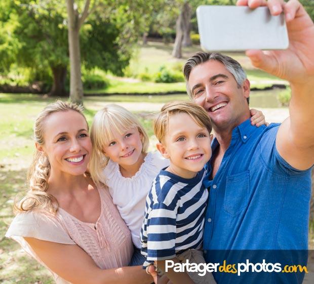 Avoir recours à une plateforme sécurisée pour créer son cloud photo, c'est pouvoir partager en toute sécurité, des photos ou des vidéos de famille ou de ses enfants avec ceux qu'on aime.
