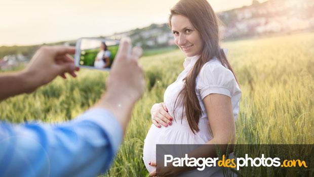 Un journal de future maman pour partager sa grossesse