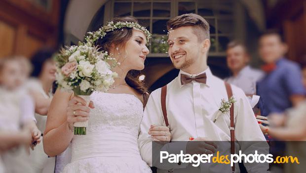 Page web de mariage avec partage photo et vidéo sécurisé : Oui, je le veux !
