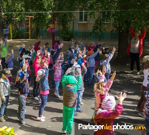 Un blog sécurisé pour partager les activités des enfants avec leur famille quand ils sont au centre de loisirs