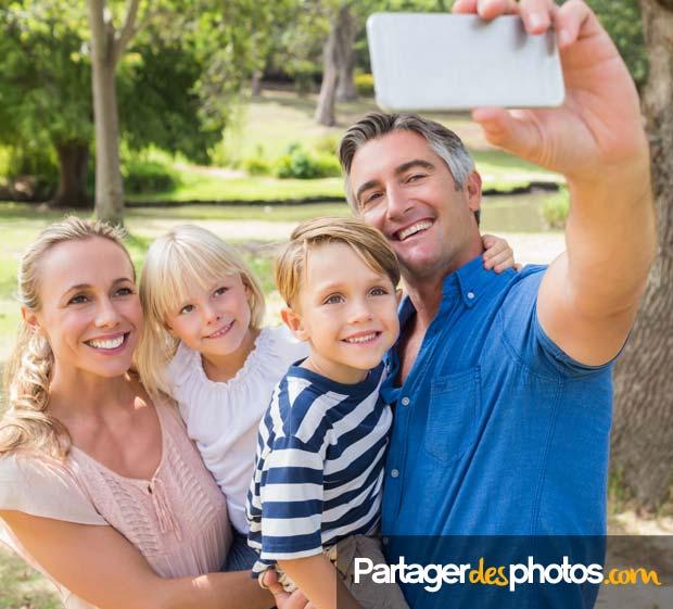 Envie de diffuser des photos perso sur Internet ? Faites-le en privé !
