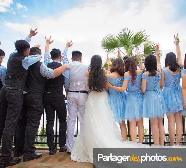 Publier sa vidéo de mariage sur Youtube, Facebook ou iCloud peut nuire à votre vie privée ainsi qu'à celle de vos invités.