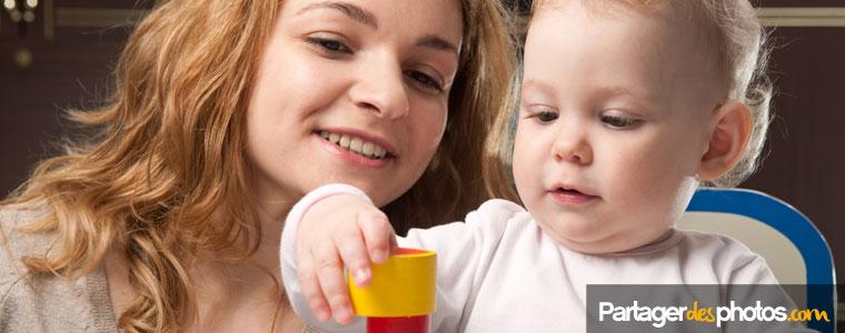 Blog de crèche et pôle enfance : espace privé pour les parents