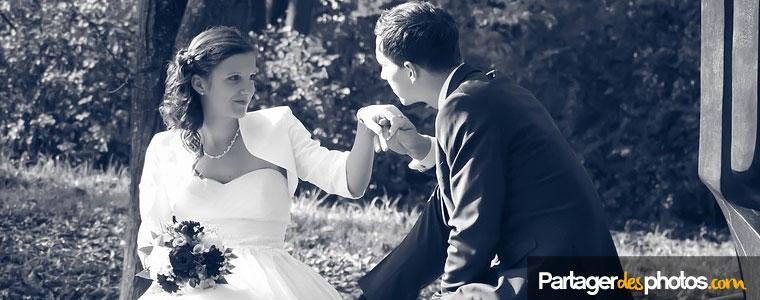 Partager une vidéo privée de mariage sur Internet, sans prendre de risque pour sa vie privée, est possible, mais pas sur ces sites américains.