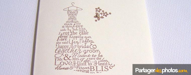 Idées de textes pour remercier tous ses invités de mariage