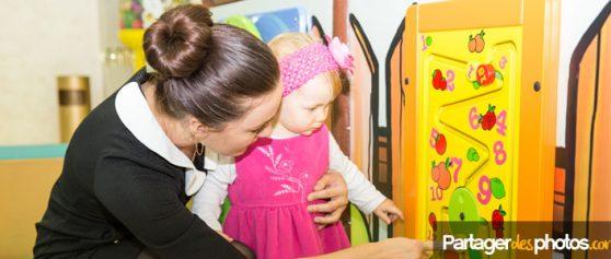 Créer un site de crèche avec accès privés pour les familles