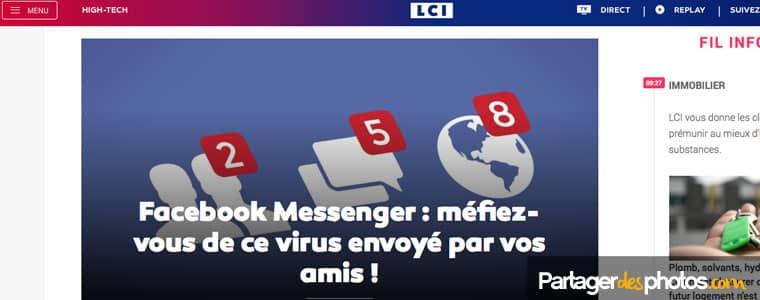 Piratages, virus, arnaques en tout genre : Facebook est loin d'être sécurisé lorsqu'on souhaite partager des photos de Noël !