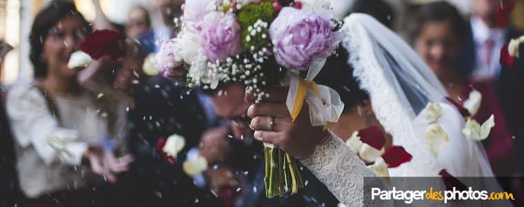 Héberger ses photos de mariage sur internet ?