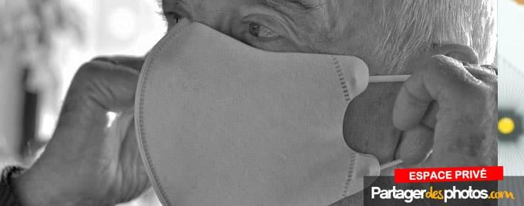 Service de partage photos privé pour ehpad et maison de retraite